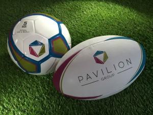 Pavilion Promotional balls