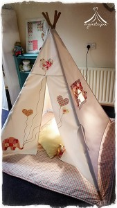 Myweeteepee – Little Spaces for Little People