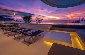 Skyvilla penthouse