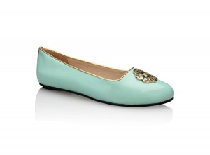 yas bonessi ballerina shoe design for weddings